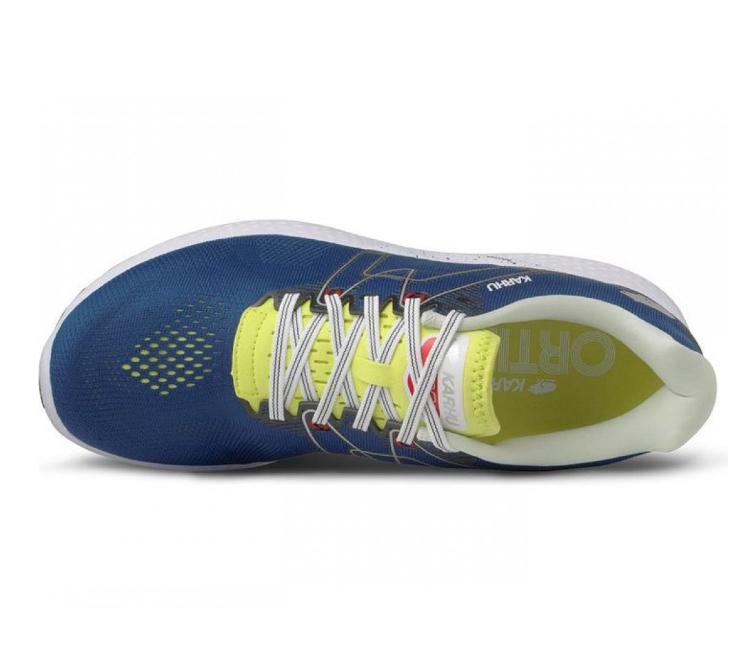 tomaia scarpa da running karhu ikoni ortix uomo blu