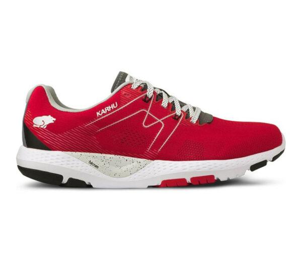 scarpa da running karhu ikoni ortix uomo rossa