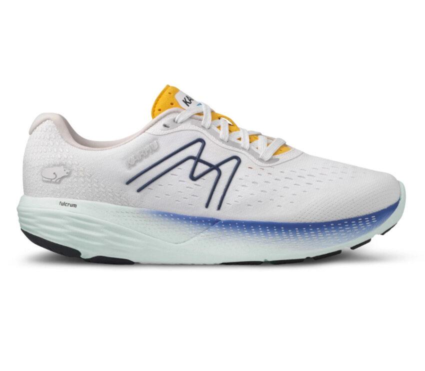 scarpa da running karhu ikoni ortix donna bianca e blu