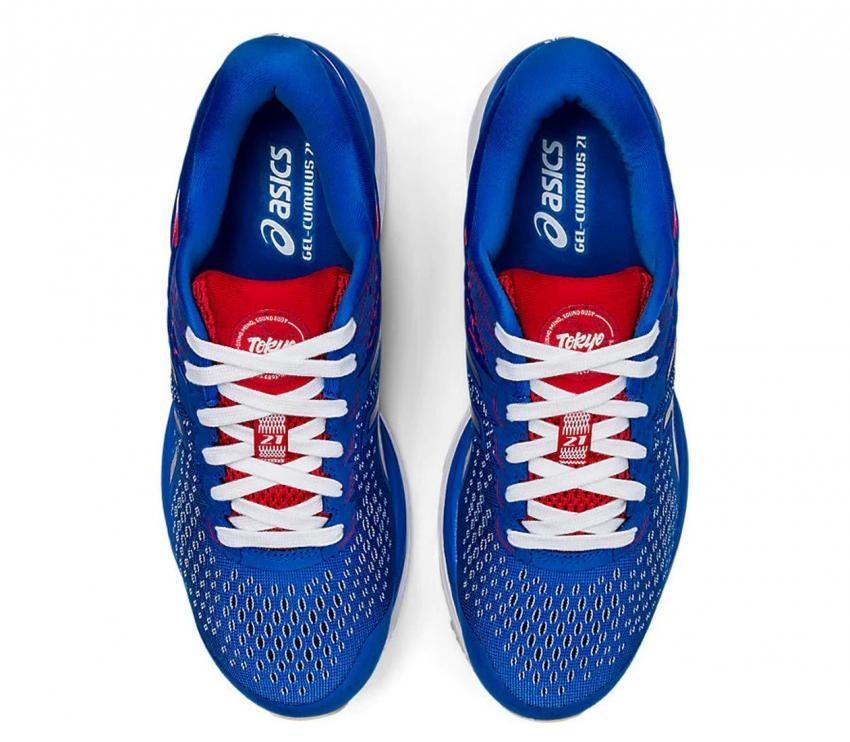 asics gel cumulus 21 scarpe running donna