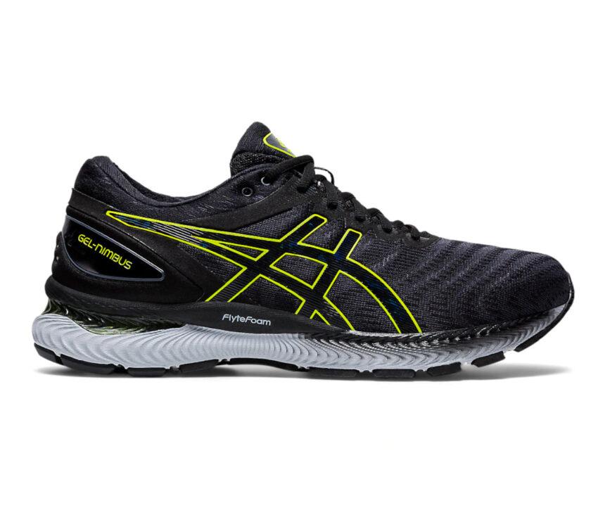 scarpa per running uomo asics gel nimbus 22