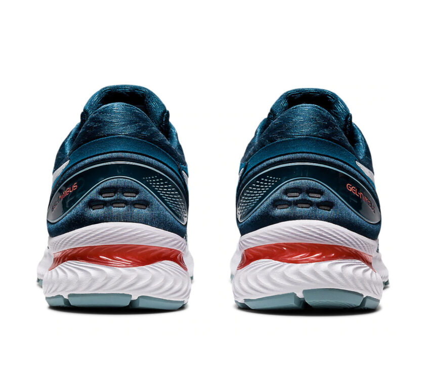 retro scarpe running uomo asics gel nimbus 22