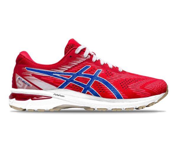 asics gt 2000 8 scarpa running uomo colore rosso e blu