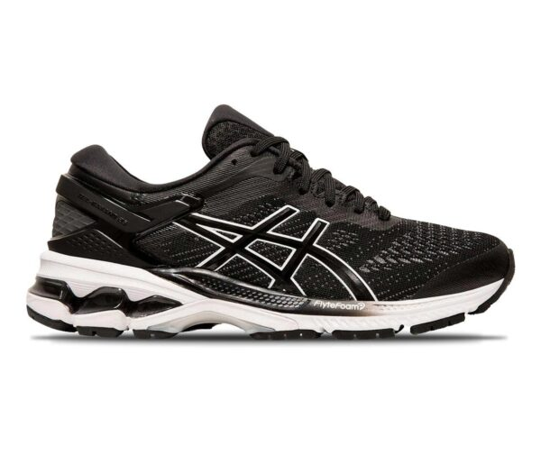 scarpa runnig donna asics kayano 26 colore nero