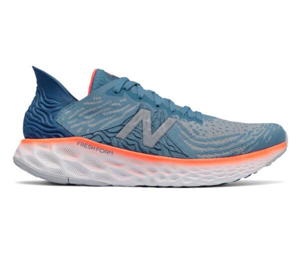 scarpa running uomo new balance 1080v10 blu