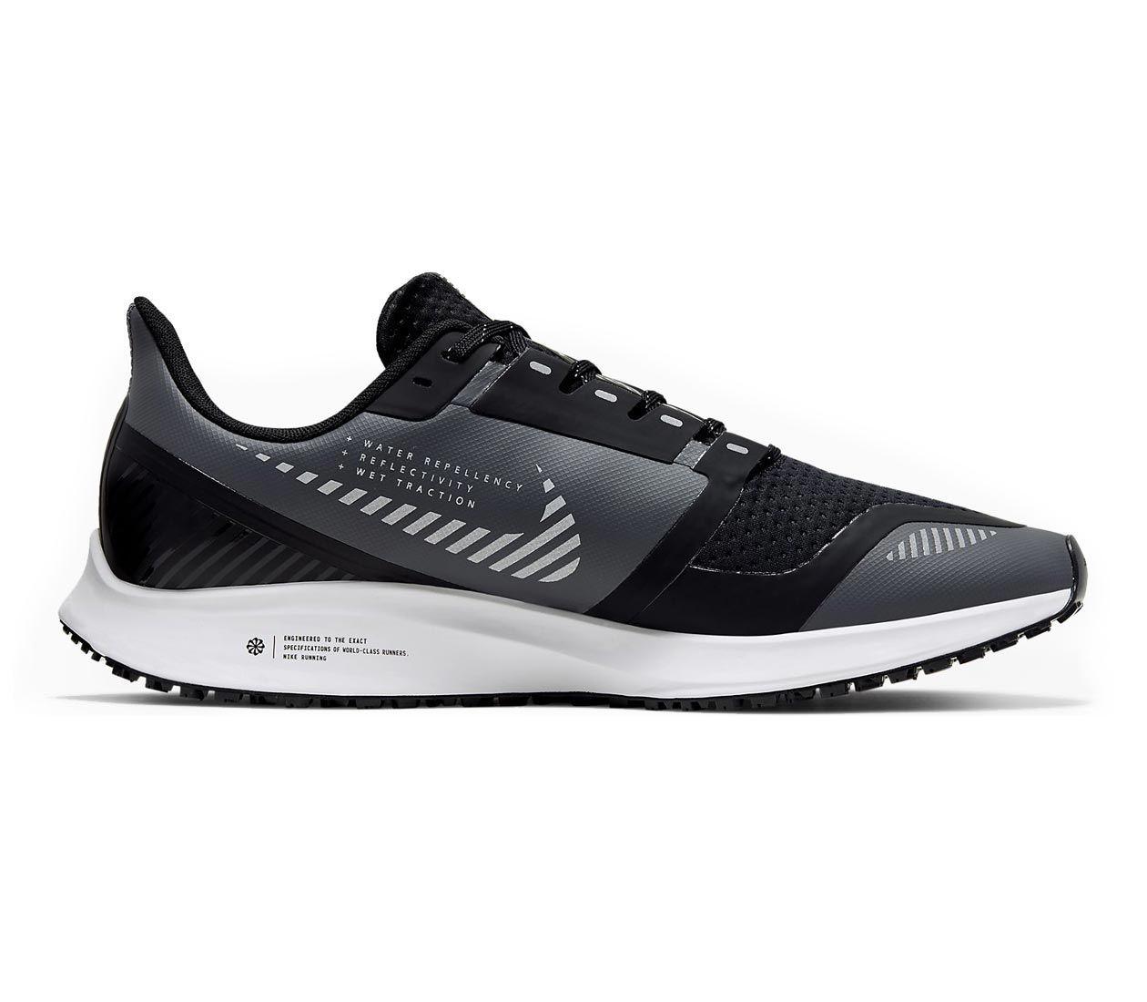 Nike Zoom Pegasus 36 Shield (W). Appoggio neutro | LBM Sport