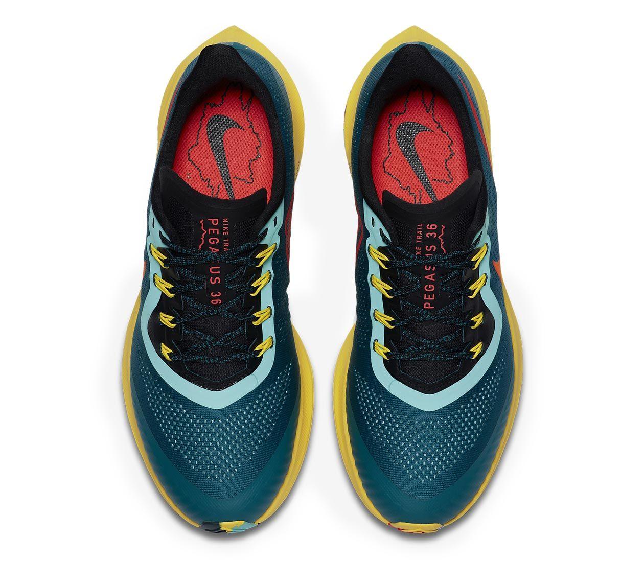 Nike Air Zoom Pegasus 36 Trail uomo. Trail running LBM Sport