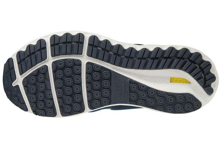 suola scarpa da corsa mizuno modello wave skyrise