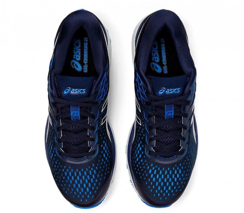 tomaia scarpe da running asics gel cumulus 21 uomo 402
