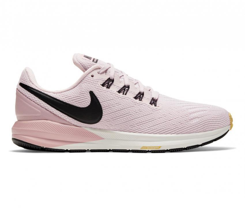 scarpa da running donna nike zoom structure 22 rosa 009