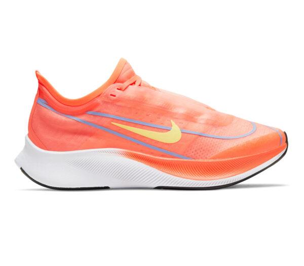 scarpa da running donna nike zoom fly 3 rosa mango