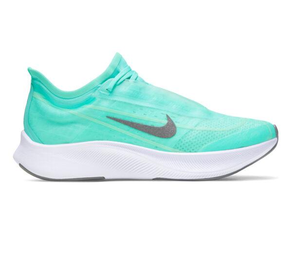 scarpa da running donna nike zoome fly 3 304 celeste