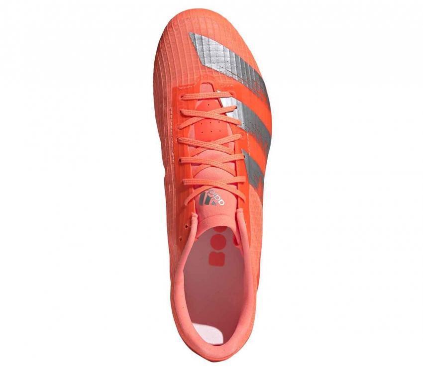 scarpa da pista unisex adidas adizero md vista da sopra