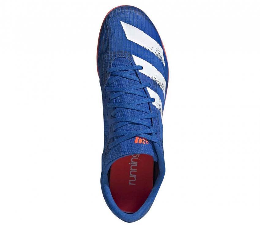 sopra scarpe chiodate pista adidas distancestar eg1202
