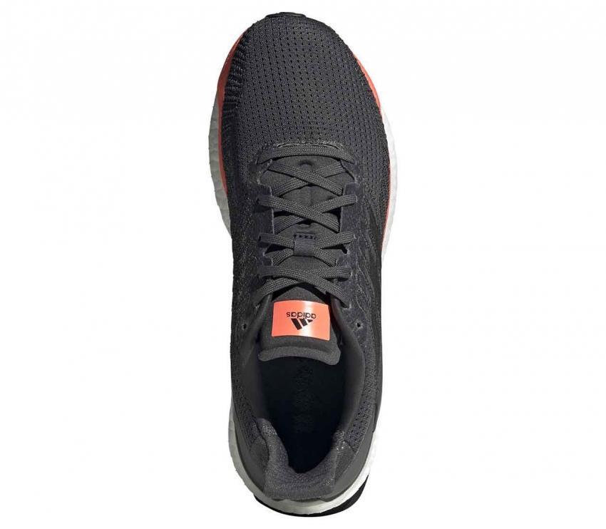 adidas solar boost 19 scarpa running uomo vista dall'alto