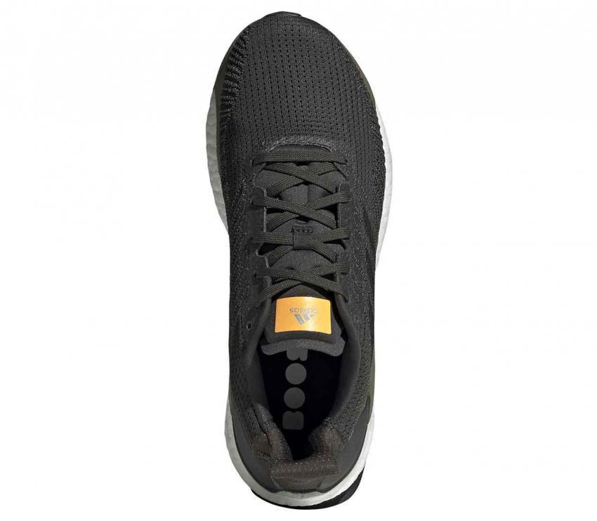 scarpa running uomo adidas solar boost 19 vista dall'alto