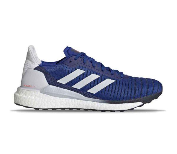 adidas solar glide 19 scarpa running uomo blu