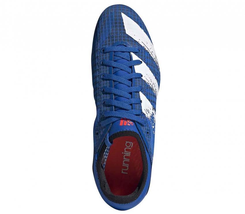 sopra scarpa atletica unisex adidas sprintstar