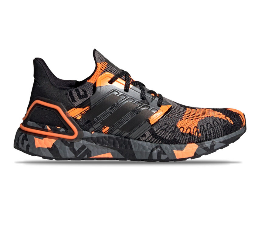 scarpa running uomo adidas ultraboost 20 camo fv8330