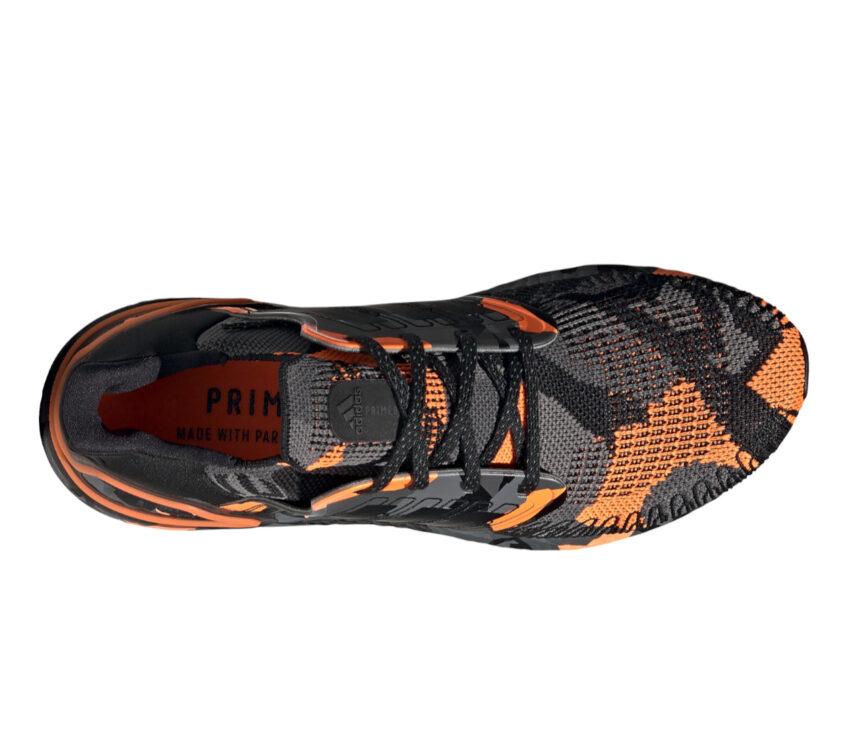 tomaia scarpa running uomo adidas ultraboost 20 camo fv8330