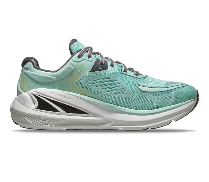 scarpa da running donna altra paradigm 6 azzurra