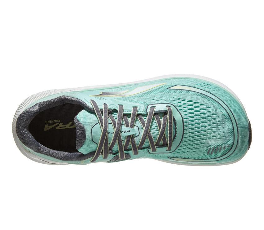 tomaia scarpa da running donna altra paradigm 6 azzurra