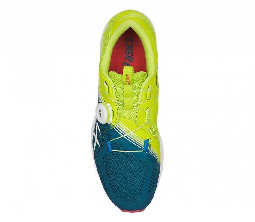 scarpa triathlon uomo asics gel 451 vista da sopra