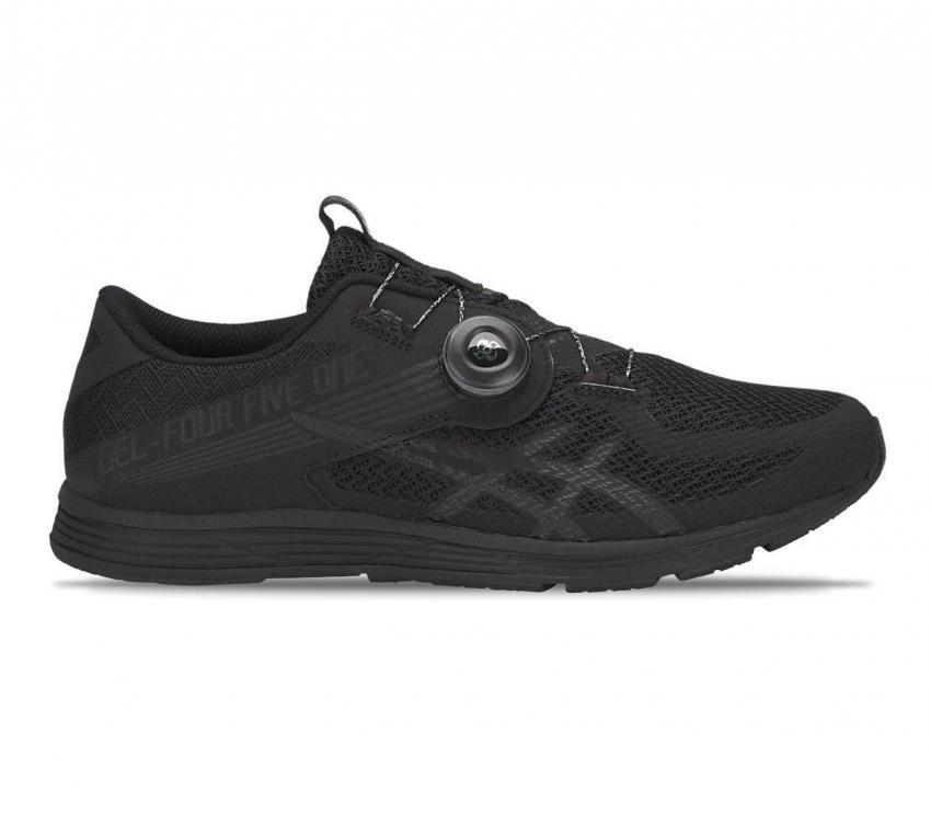 scarpa triathlon uomo asics gel 451 nera
