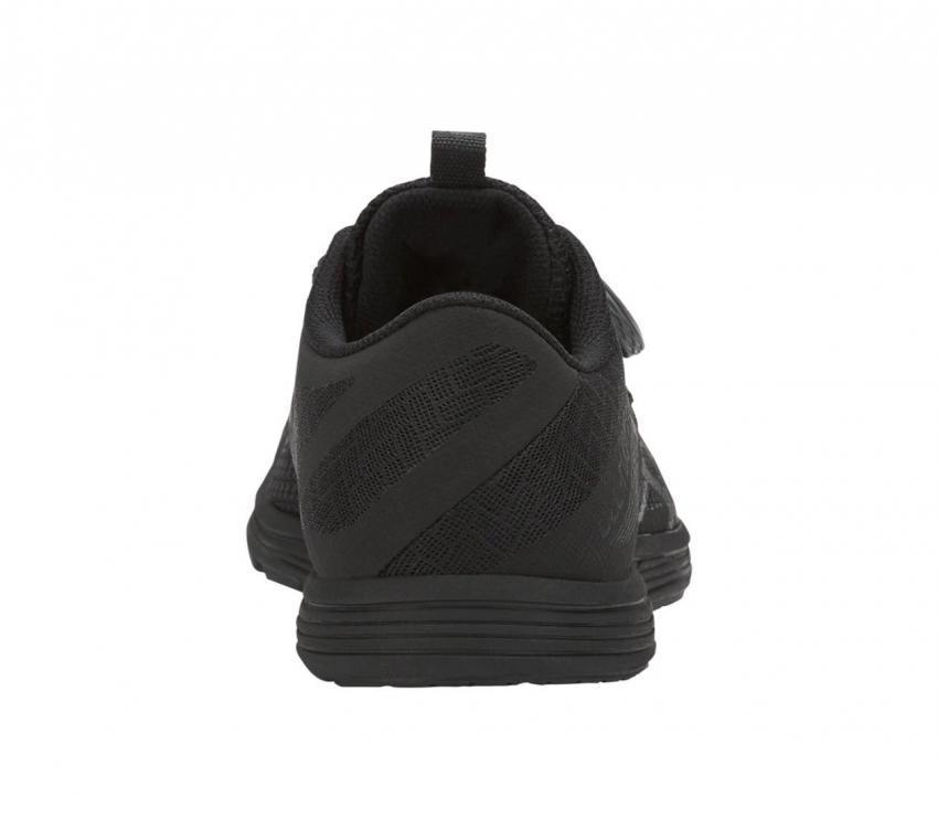 retro scarpa triathlon uomo asics gel 451 nera