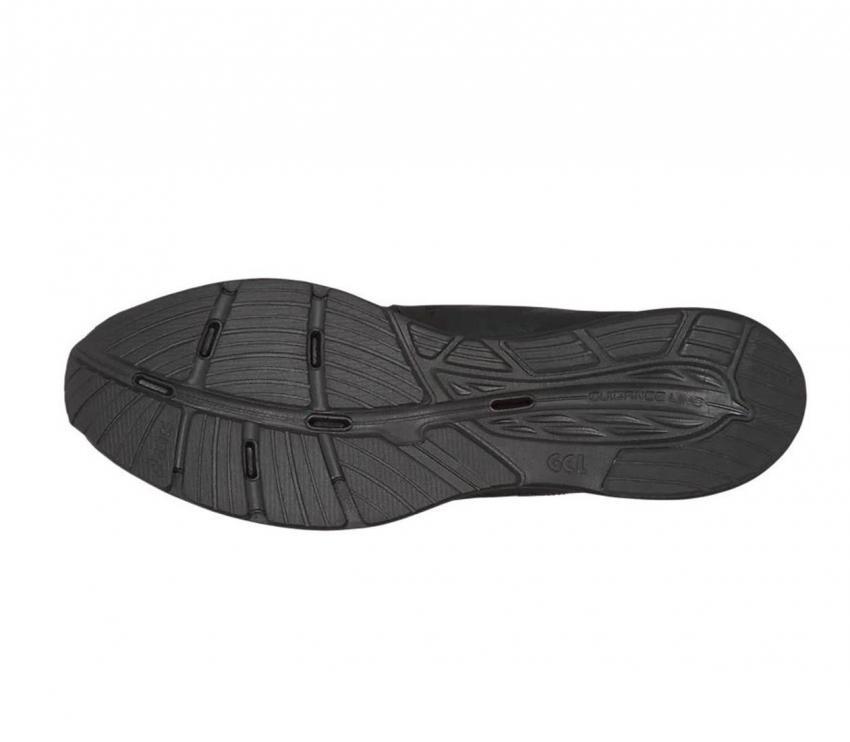 suola scarpa triathlon uomo asics gel 451 nera