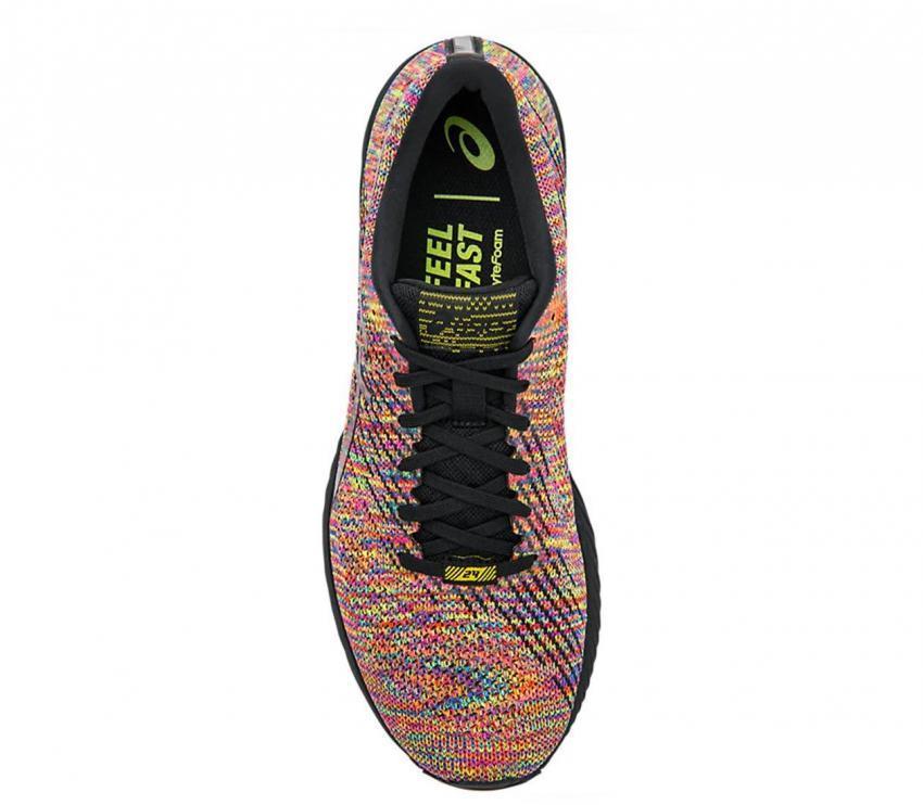 scarpa running uomo asics gel ds trainer 24 vista da sopra