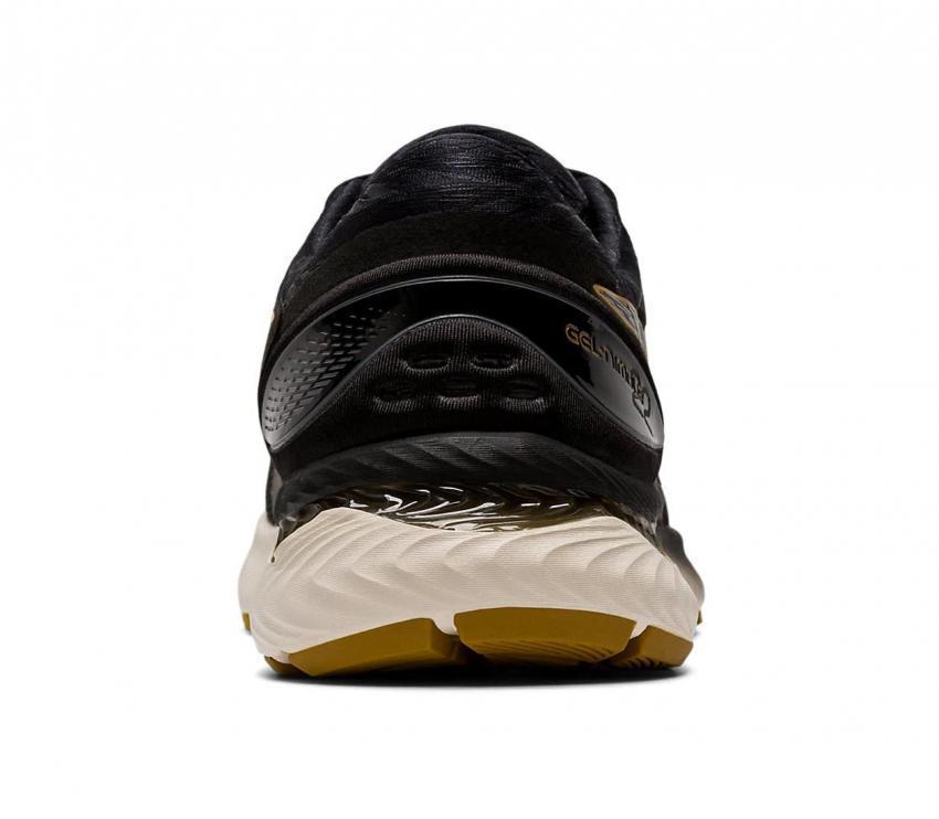 retro scarpa running uomo asics gel nimbus 22 knit