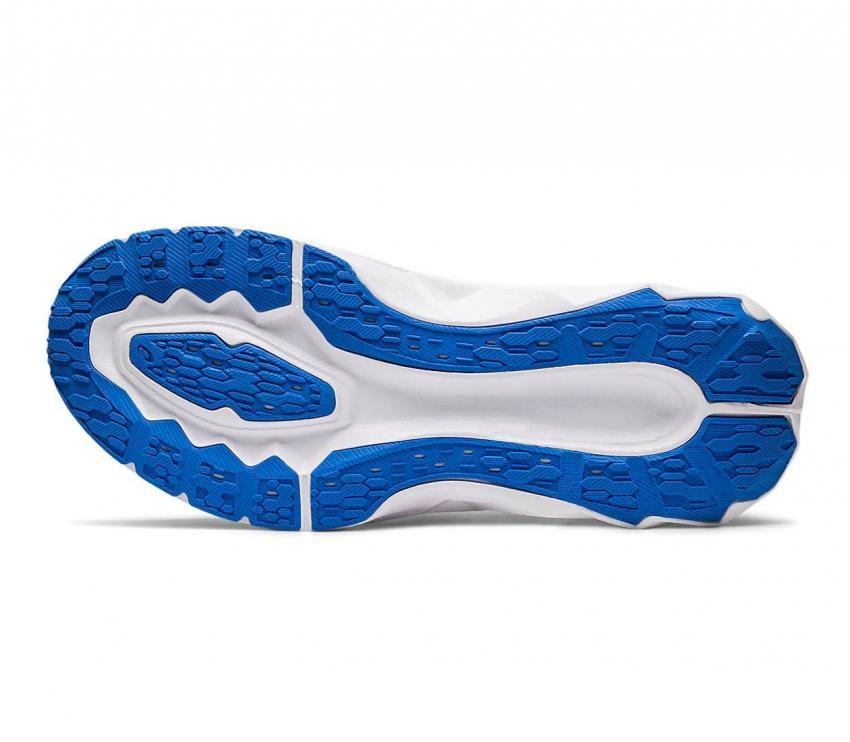 suola asics novablast scarpa running uomo