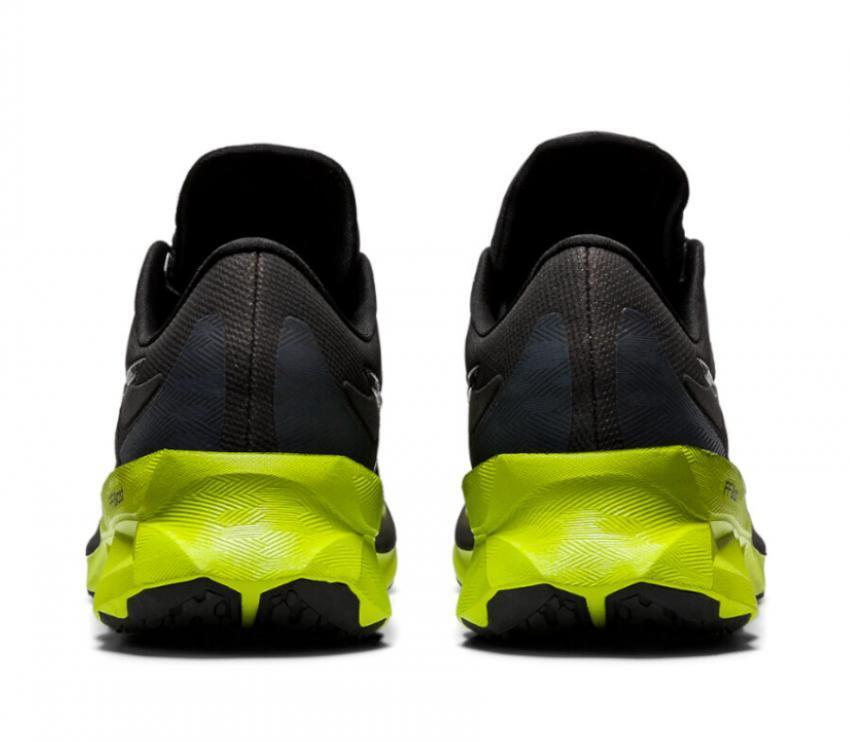 retro scarpe running uomo asics novablast 1011a681003