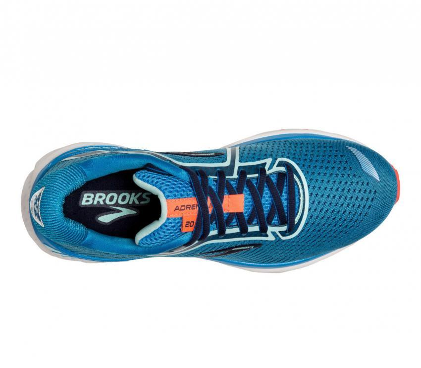 tomaia brooks adrenaline gts 20 scarpa running donna