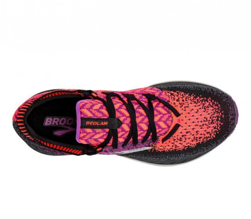 sopra scarpa running donna pronazione brooks bedlam 080