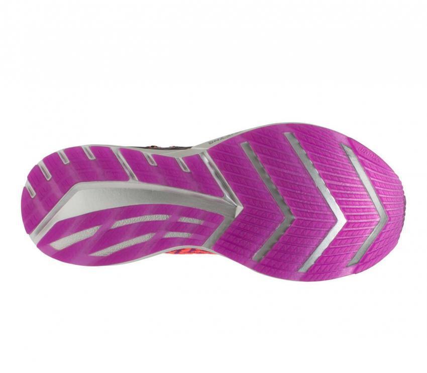 suola scarpa running donna pronazione brooks bedlam 080