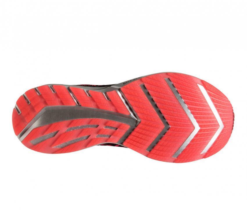 suola scarpa running donna pronazione brooks bedlam 656