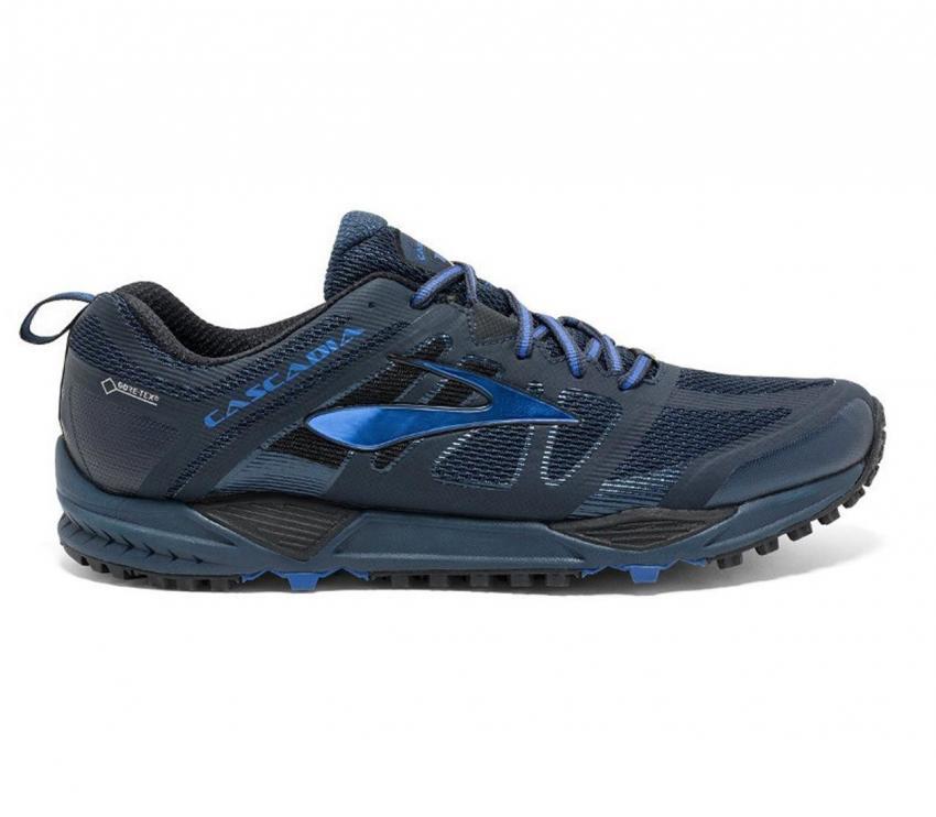 brooks cascadia 11 gtx scarpa trail running uomo