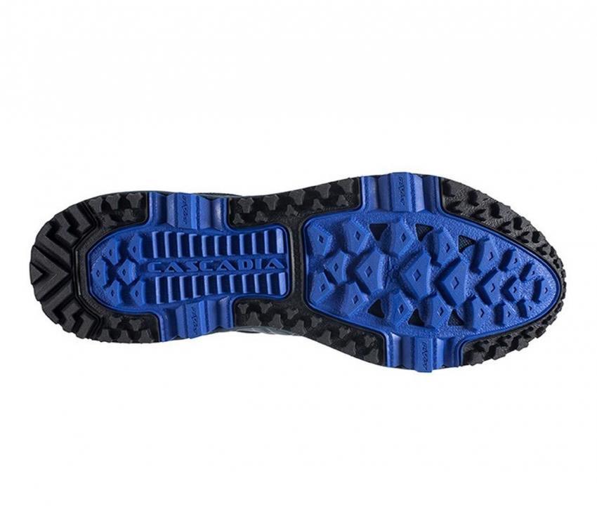 suola brooks cascadia 11 gtx scarpa trail running uomo