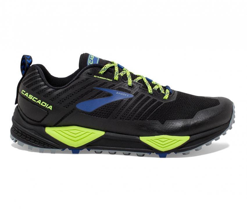 brooks cascadia 13 scarpa trail running da uomo
