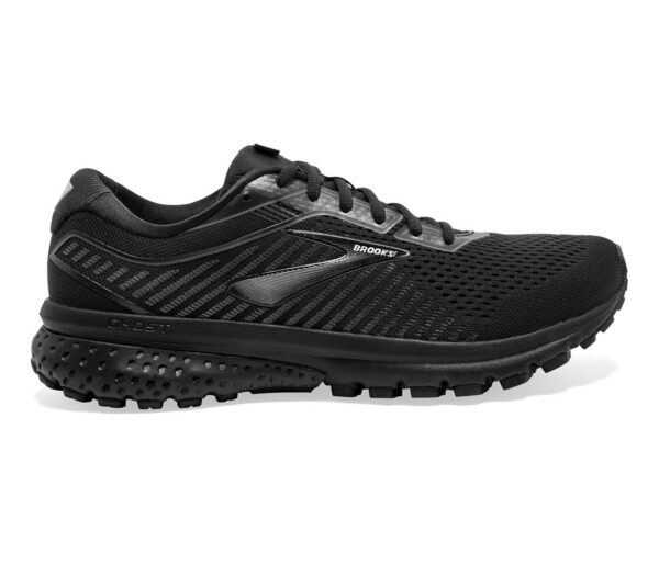 brooks ghost 12 scarpa running donna nera
