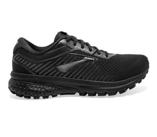 brooks ghost 12 scarpa running uomo nera