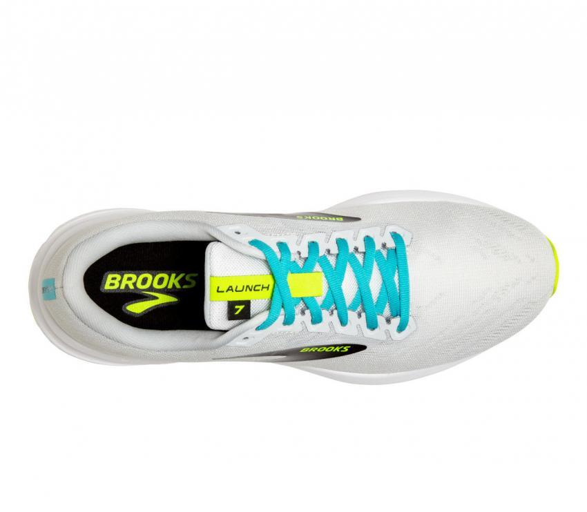 tomaia scarpa running uomo scarpa running brooks launch 7