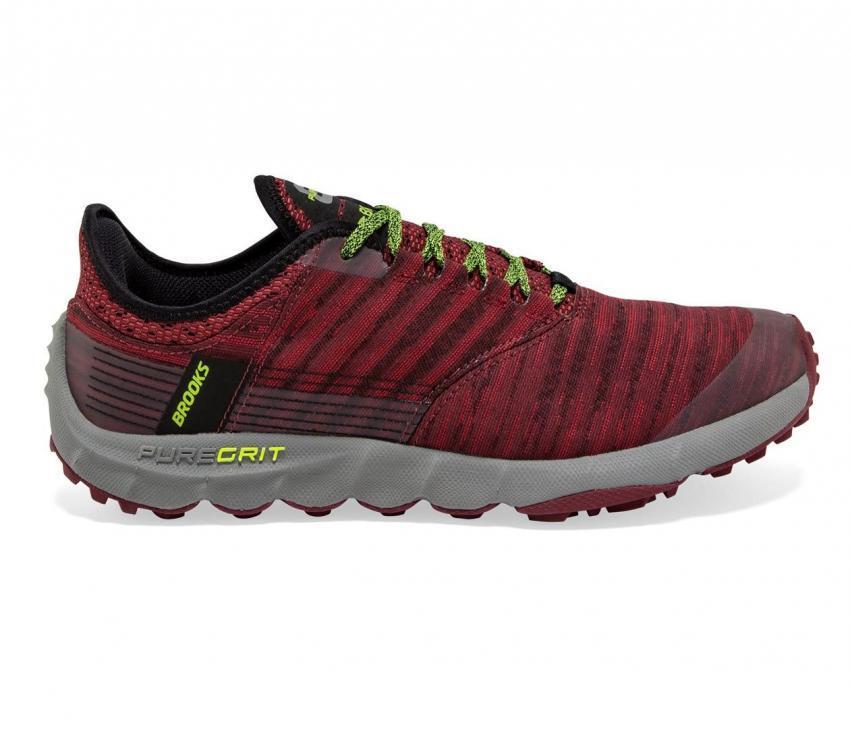 brooks puregrit 8 scarpe trail running uomo