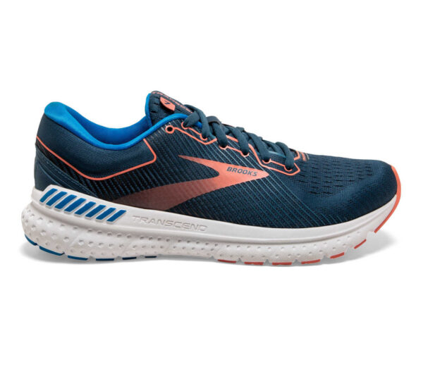 brooks transcend 7 scarpa stabile donna 480