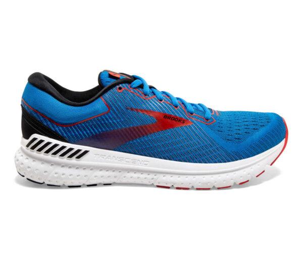 scarpe stabili running uomo brooks transcend 7 481