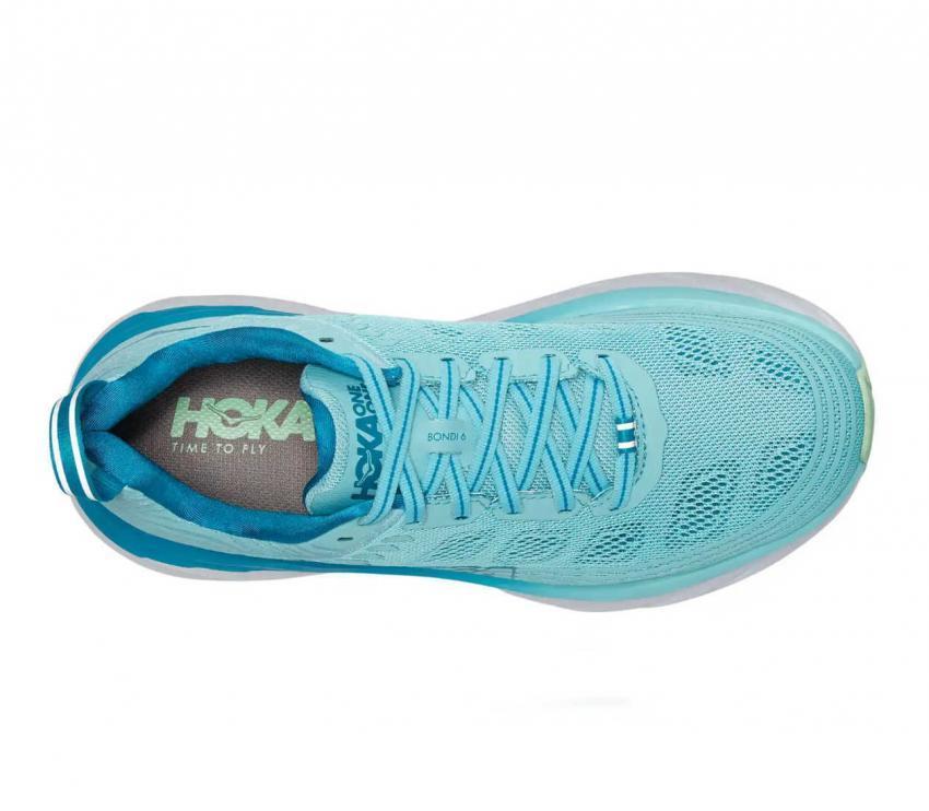 sopra hoka one one bondi 6 scarpa running donna ascs