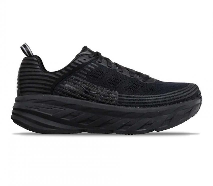hoka one one bondi 6 wide 2e scarpa running uomo pianta larga