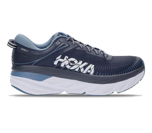 scarpa da running ammortizzata hoka bondi 7